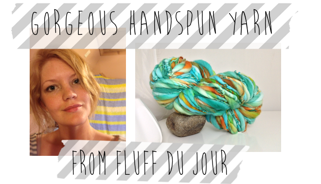 Win Handspun Yarn