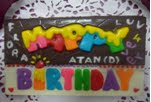 Coklat Bar - Happy Besday