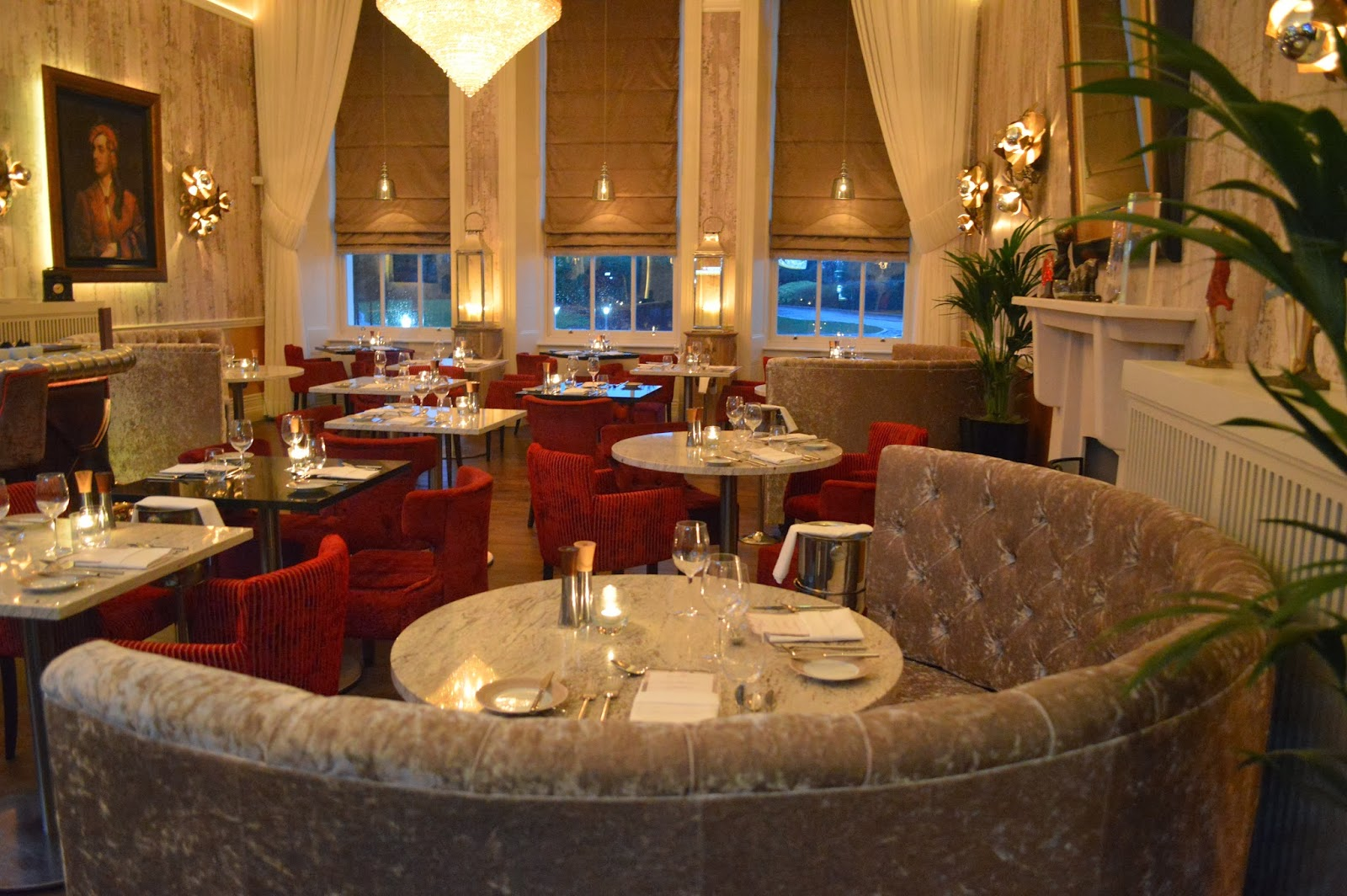The secret diner seaham hall byron 39 s bar and grill by blunos - Restaurant bar and grill ...