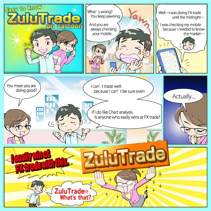 Label putih broker forex