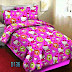 Sprei Hello Kitty Pink