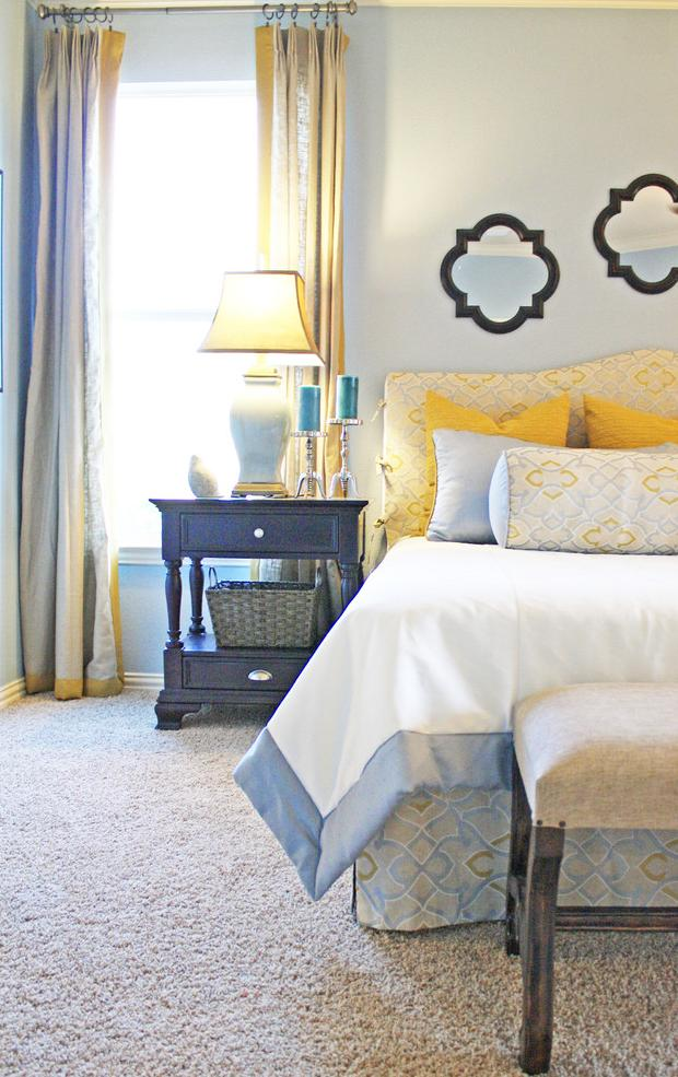 Delorme Designs: BLUE AND YELLOW