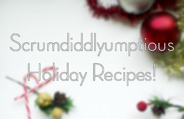 yummy holiday receipes