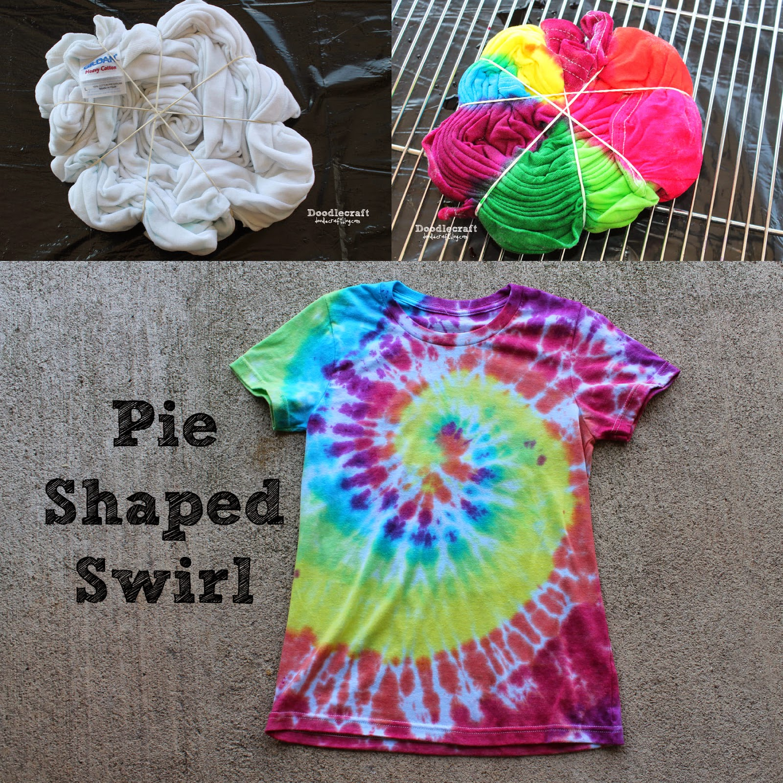 doodlecraft tulip tie dye t shirt party. Black Bedroom Furniture Sets. Home Design Ideas