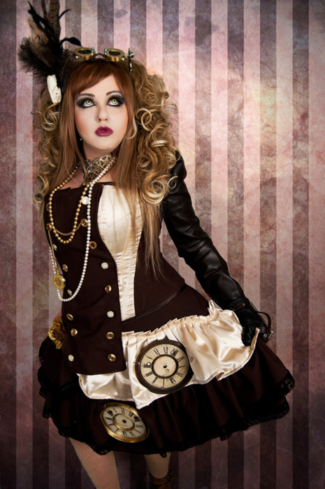 The Stitching Post Steampunk Fashion By Csbsews For