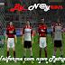 Uniforme Flamengo novo 2012-2013