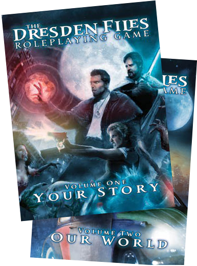 Dresden Files FATE
