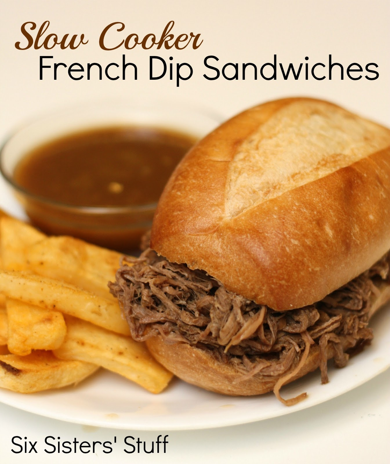 Jun 28,  · The beer in this Slow Cooker French Dip Sandwiches recipe is the secret weapon to this sandwich. Tips for making this the best Slow Cooker French Dip Sandwiches ever: In a large dutch oven, brown the heck out of the beef on both sides and season aggressively.5/5(12).