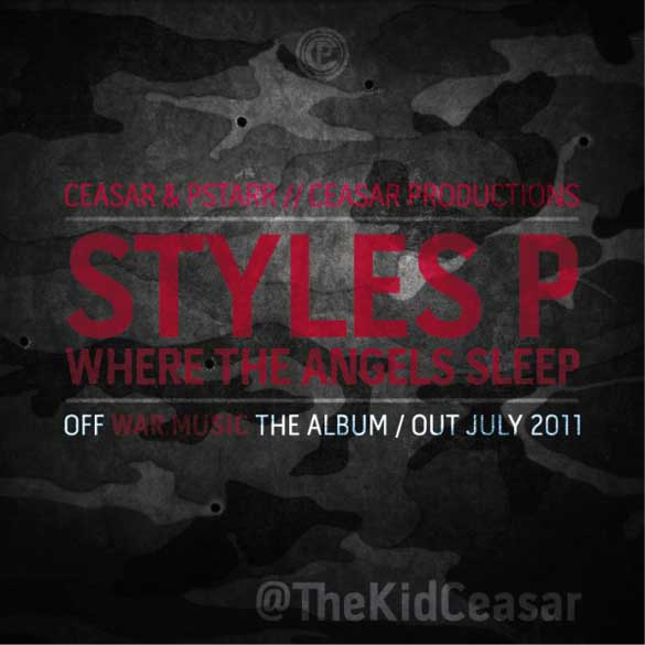 Styles P Where The Angels Sleep Lyrics