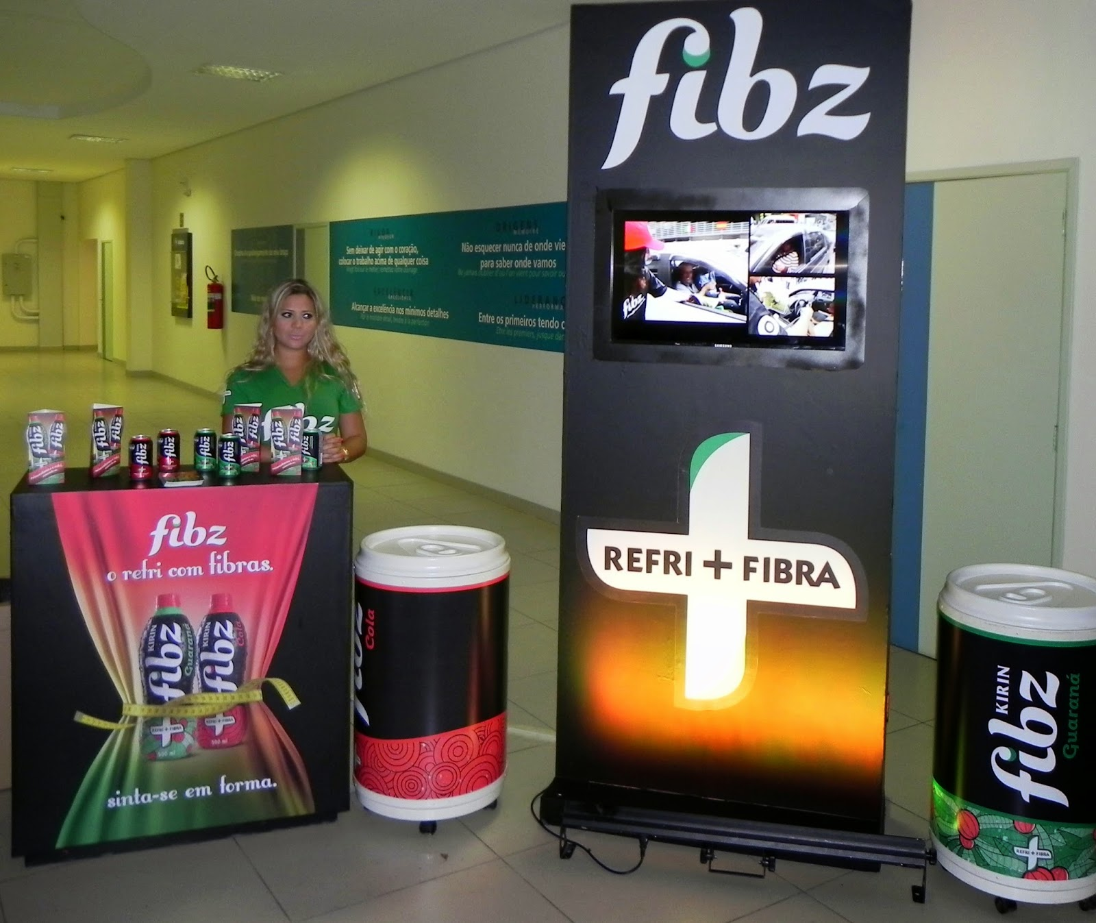 fibz refrigerante com fibras primeiro do brasil emagrece