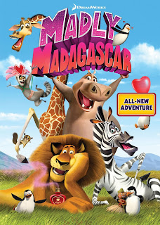 Madly Madagascar   Dublado RMVB + DVDRip AVI Dual Audio (2014)