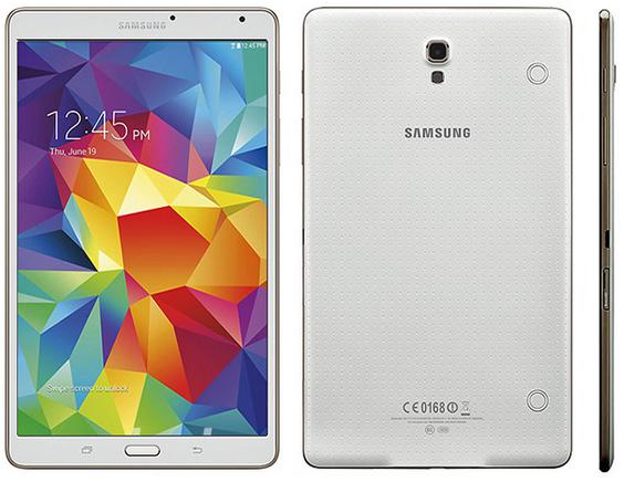 Spesifikasi dan Harga Samsung Galaxy Tab S 8.4 SM-T705