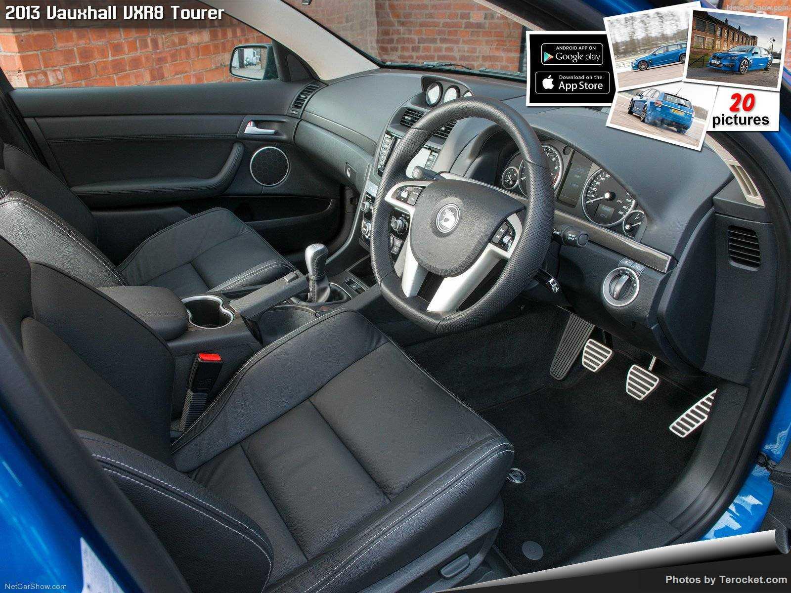 Hình ảnh xe ô tô Vauxhall VXR8 Tourer 2013 & nội ngoại thất