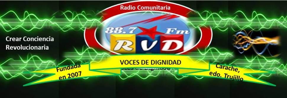 Radio Voces de Dignidad 88.7 F.M.
