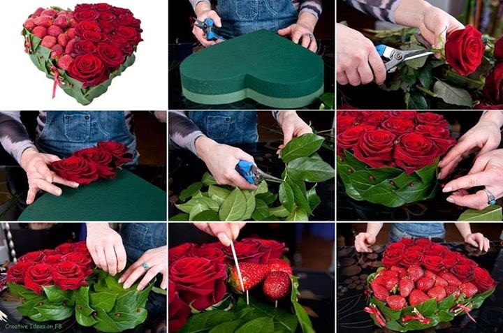 DIY Tutorial  For Valentine You Must Try...