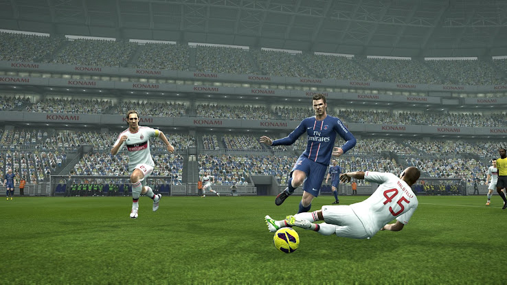 Konami Officially Announce PES 2013 Winter Transfers DLC