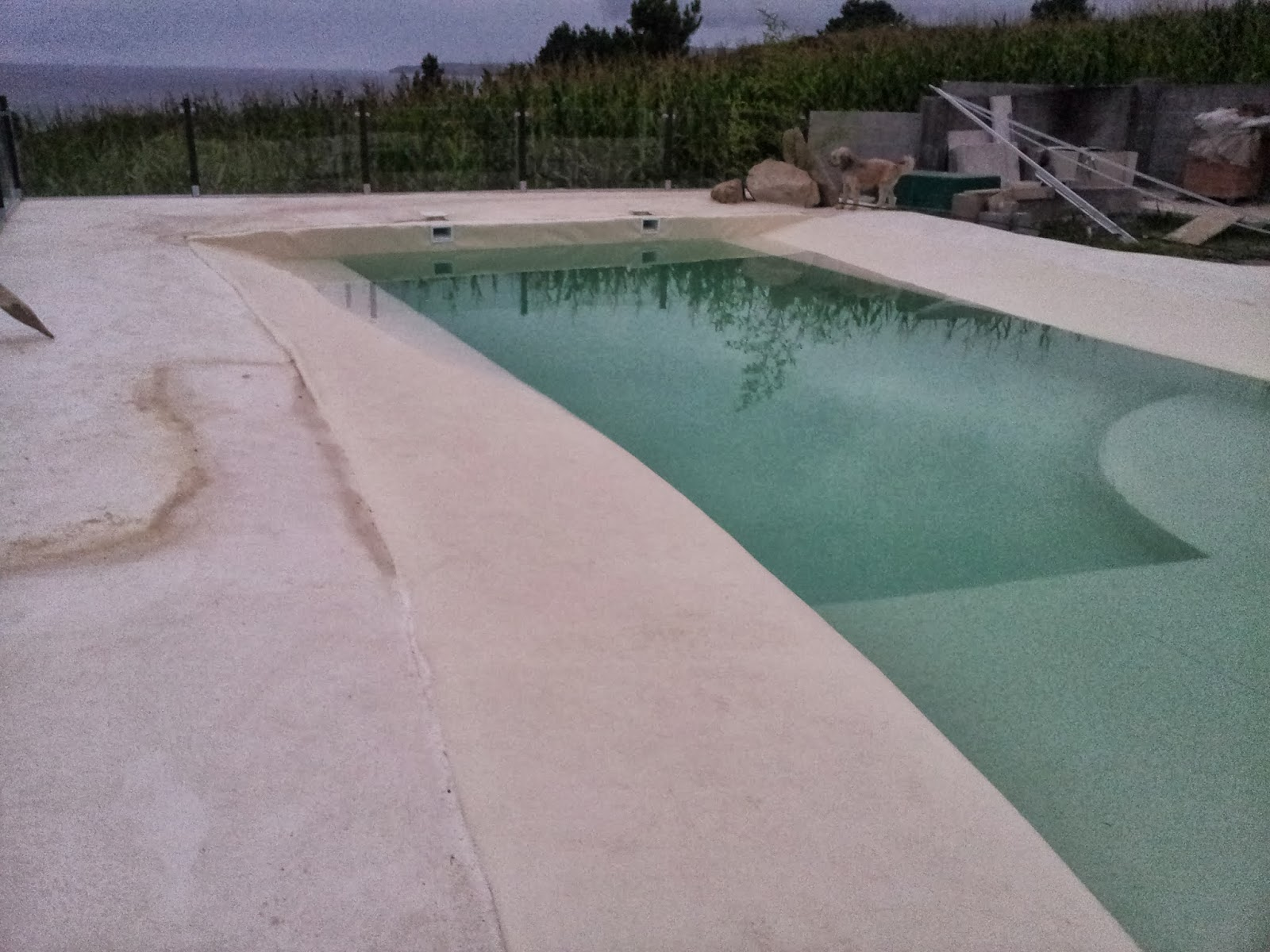 piscinas de arena galicia