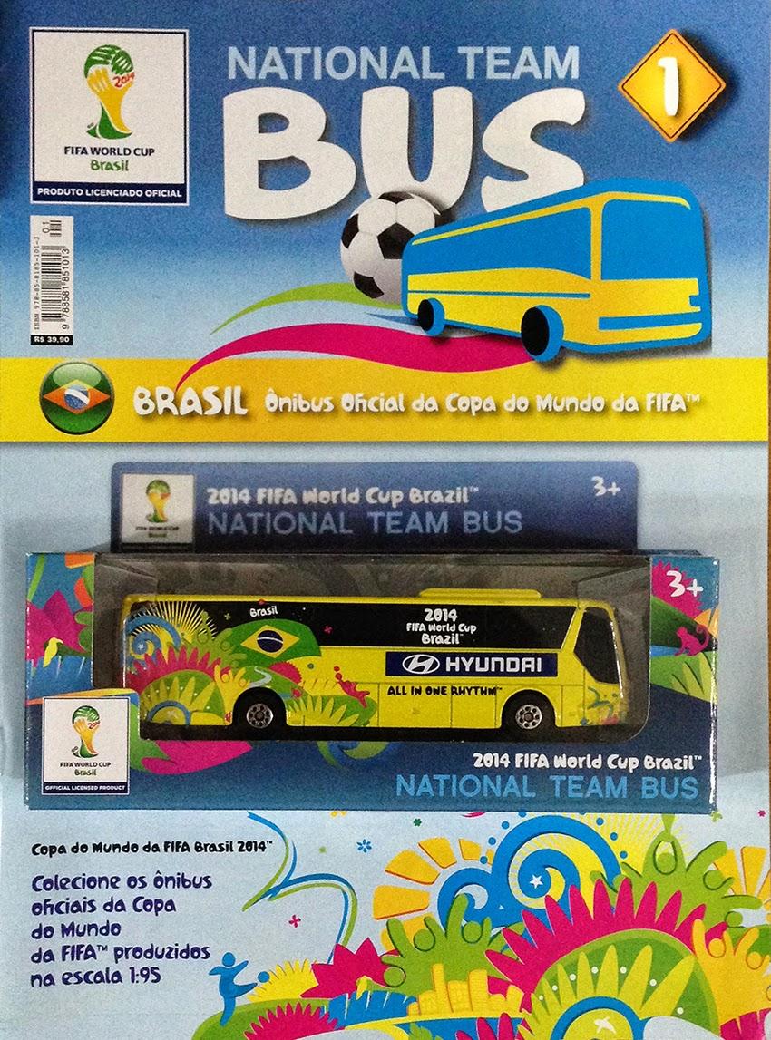 Coleção Ônibus da Copa