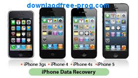 تحميل برنامج استعادة الملفات المحذوفة للايفون iPhone 3GS Data Recovery