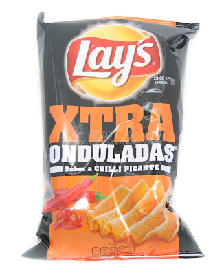 Lays xtra sabor a chili picante