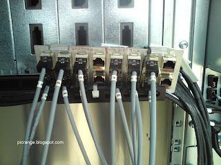 BTS cabling