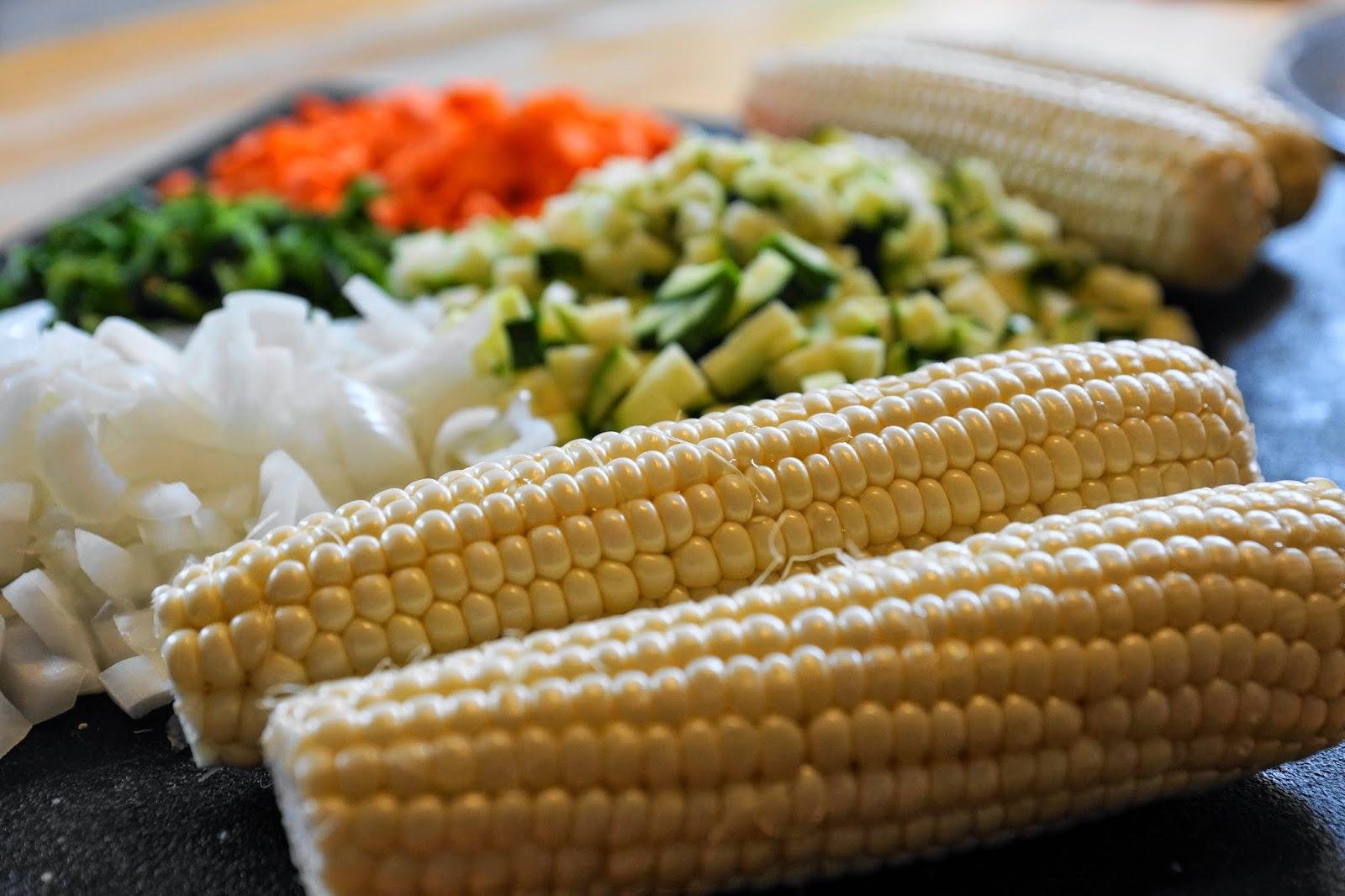 The Joy of Summer Sweet Corn