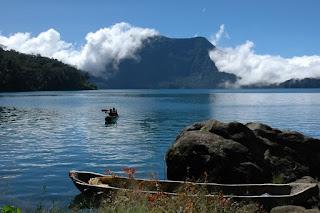 Indahnya Tempat Wisata Danau Gunung Tujuh Di Kerinci
