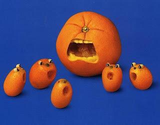 weeping oranges