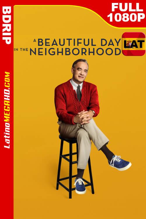 Un buen día en el vecindario (2019) Latino HD BDRip 1080P - 2019