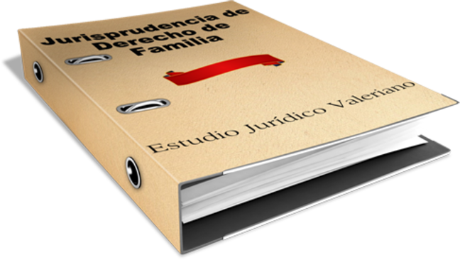 JURISPRUDENCIA DE FAMILIA