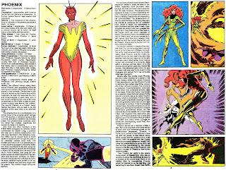 Fenix (ficha marvel comics)