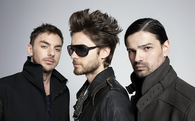 Jared Leto, Shannon Leto, Tomo Miličević - 30 Seconds to Mars Members Wallpapers