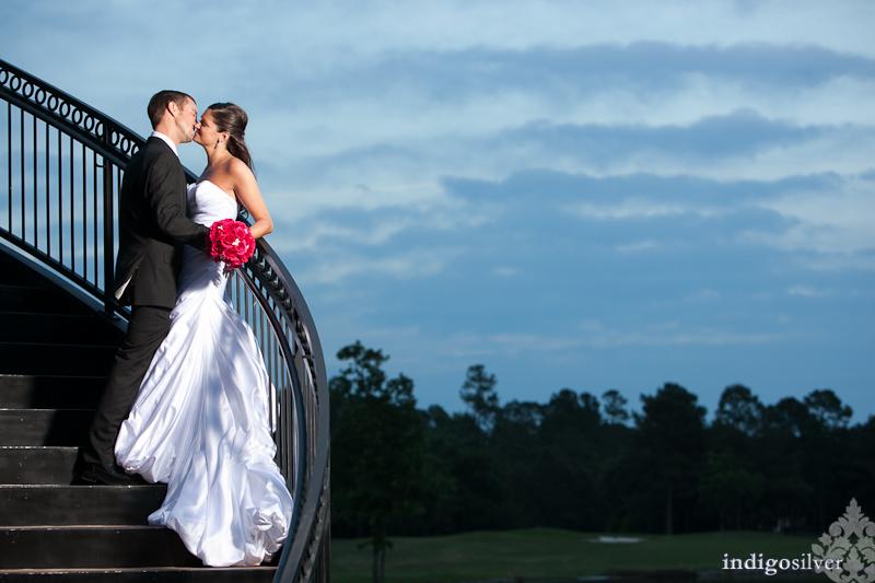 laura & bart | elegant river landing wedding | wilmington nc wedding photography