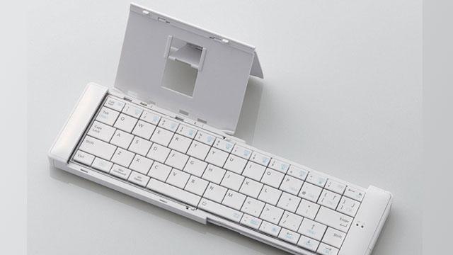 Keren Nih! Keyboard Saku Sliding, Konektor Bluetooth Universal [ www.BlogApaAja.com ]