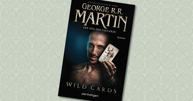 Wild Cards 2 penhaligon Cover