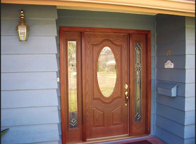 gambar pintu rumah depan