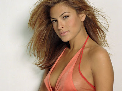 American Sexy Models Eva Mendes HD Wallpapers