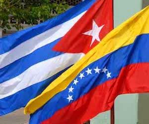 DECLARAÇÃO DE CUBA EM APOIO A VENEZUELA