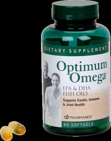 Optimum Omega Nuskin DHA và EPA xương khớp, tim mạch