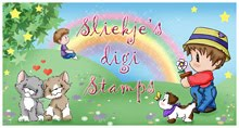 My FREE digistamps blog