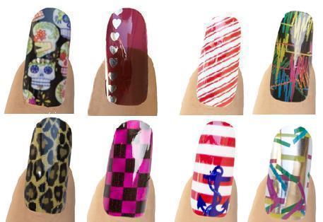 oje modasi - oje renkleri 2014