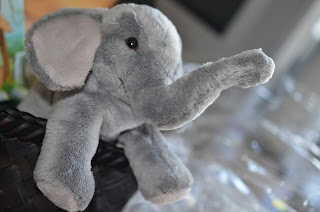 stuffed eelephant