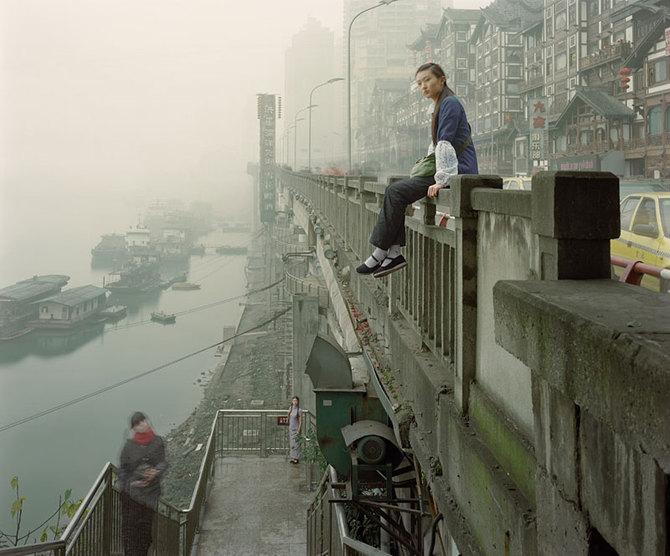 Chen Jiagang. Smog City