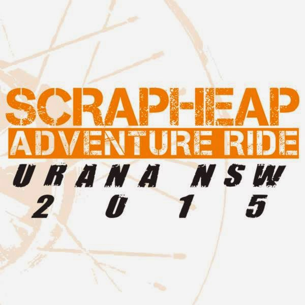 Scrapheap Adventure Ride