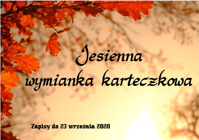 Jesienna wymianka karteczkowa