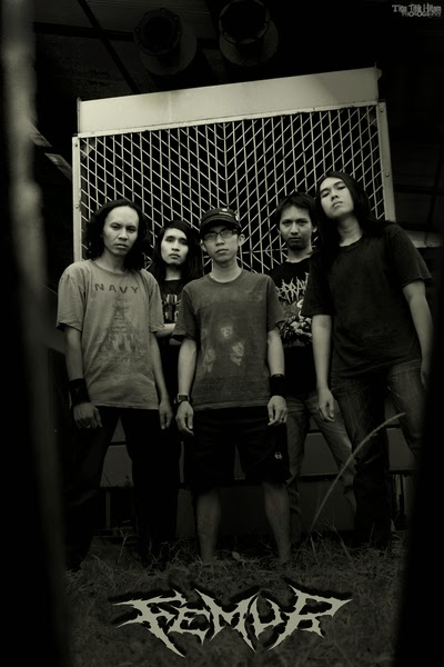 Femur Band Death Metal Samarinda - Kalimantan Timur foto logo wallpaper