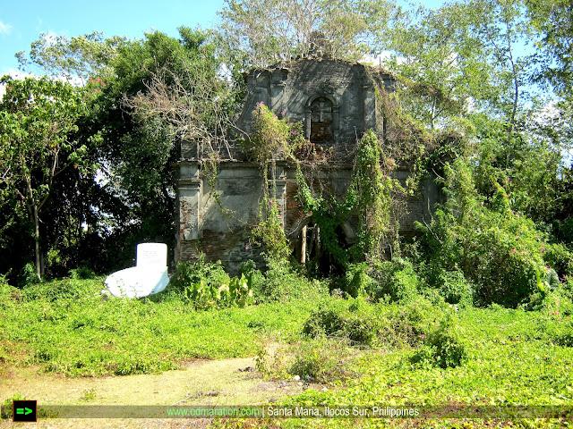 Sta Maria Church Ruins
