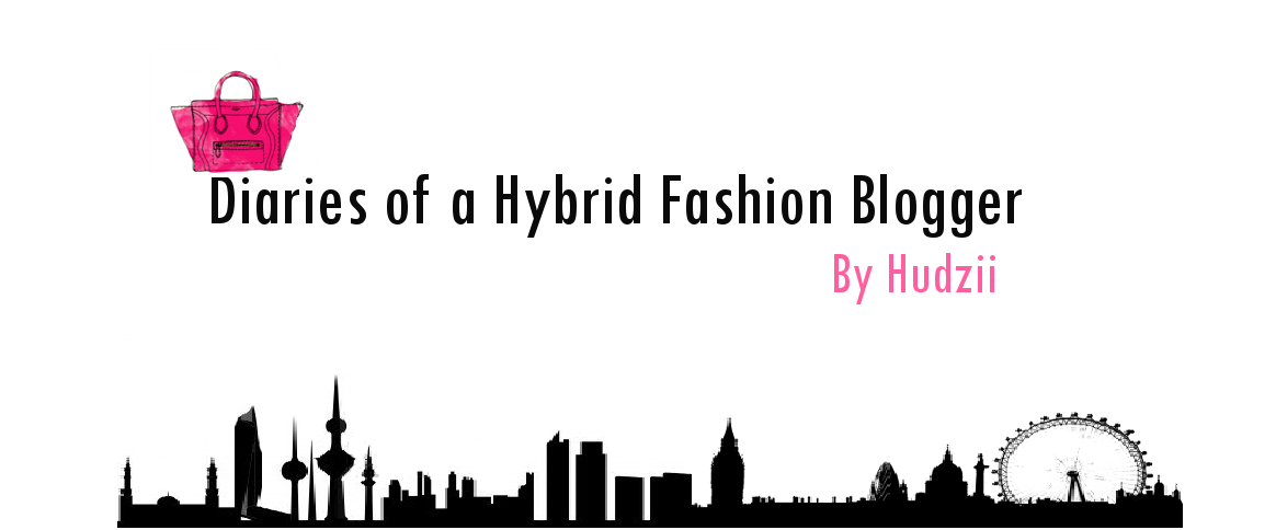 Diaries of a hybrid fashion blogger