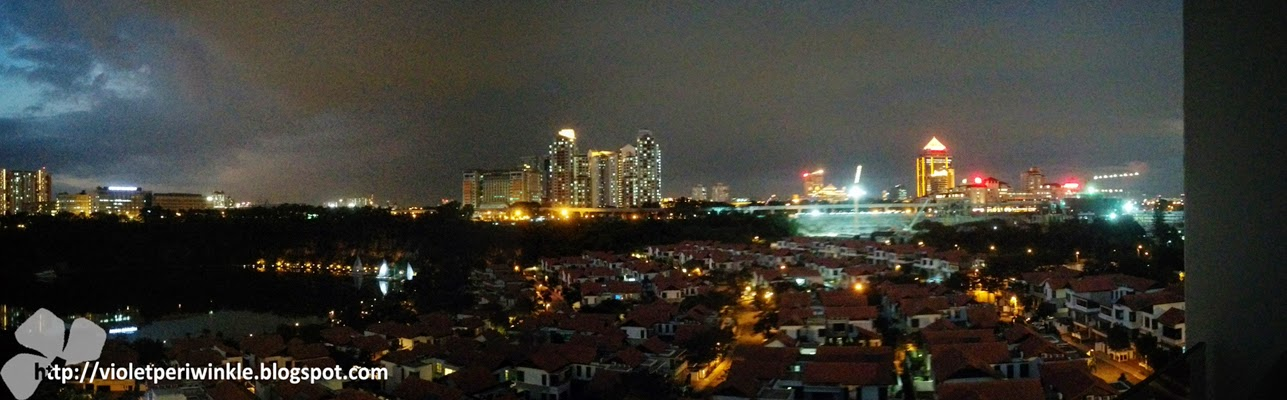 view bandar sunway