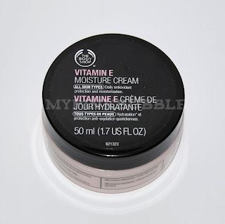 Crema de día Vitamina E